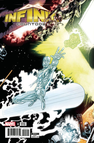 INFINITY COUNTDOWN #4 (OF 5) KUDER CONNECTING VAR 6/6/2018
