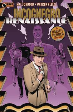 INCOGNEGRO RENAISSANCE #5 (OF 5) (MR) 6/27/2018