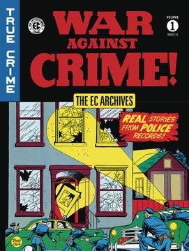 EC ARCHIVES WAR AGAINST CRIME HC VOL 01 (C: 1-1-2) 8/8/2018