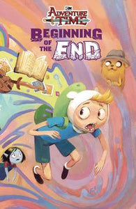 ADVENTURE TIME BEGINNING OF END TP (C: 1-1-2) 10/17/2018