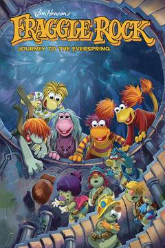 FRAGGLE ROCK JOURNEY TO THE EVERSPRING GN (C: 0-1-2) 10/10/2018