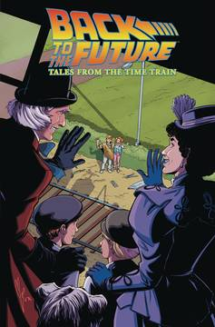 BACK TO THE FUTURE TALES FROM THE TIME TRAIN TP (C: 0-1-2) 9/5/2018