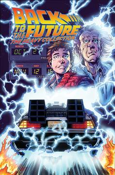 BACK TO THE FUTURE THE HEAVY COLL TP VOL 01 (C: 0-1-2) 11/7/2018
