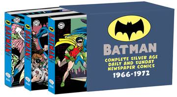 BATMAN SILVER AGE NEWSPAPER COMICS SLIPCASE ED (C: 0-1-2) 10/17/2018