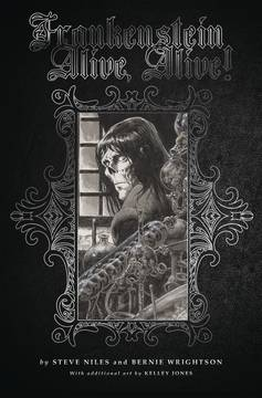 FRANKENSTEIN ALIVE ALIVE HC THE COMPLETE COLLECTION (C: 0-1- 10/31/2018