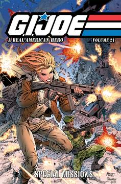GI JOE A REAL AMERICAN HERO TP VOL 21 12/5/2018