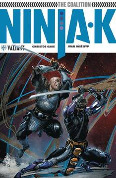 NINJA-K TP VOL 02 THE COALITION (C: 0-1-2) 10/10/2018