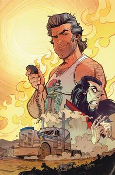 BIG TROUBLE IN LITTLE CHINA OLD MAN JACK #11 7/25/2018