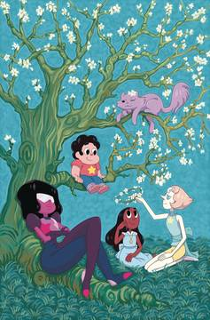 STEVEN UNIVERSE ONGOING #18 (C: 1-0-0) 7/18/2018