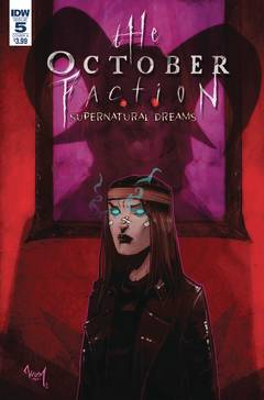 OCTOBER FACTION SUPERNATURAL DREAMS #5 CVR A WORM 7/4/2018