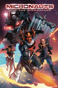 MICRONAUTS INTO THE MICROSPACE TP (C: 0-1-2) 8/8/2018