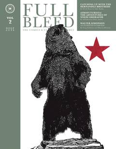 FULL BLEED COMICS & CULTURE QUARTERLY HC VOL 02 (C: 0-1-2) 7/4/2018