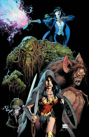 JUSTICE LEAGUE DARK #1 VAR ED 7/25/2018
