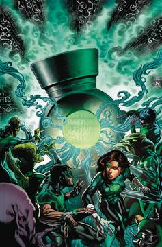 GREEN LANTERNS #50 (NOTE PRICE) 7/4/2018