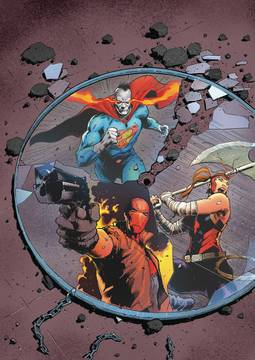 RED HOOD AND THE OUTLAWS #24 7/11/2018