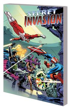 SECRET INVASION TP RISE OF SKRULLS 7/25/2018