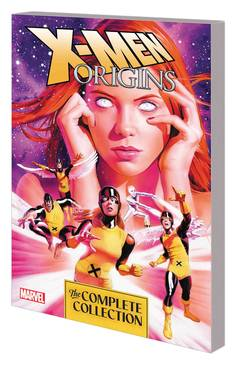 X-MEN ORIGINS COMPLETE COLLECTION TP 7/25/2018