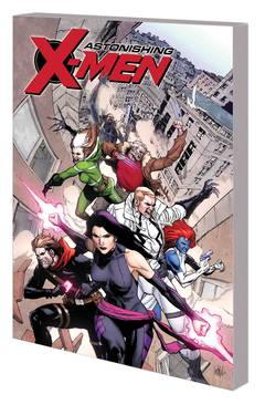 ASTONISHING X-MEN BY CHARLES SOULE TP VOL 02 MAN CALLED X 8/1/2018