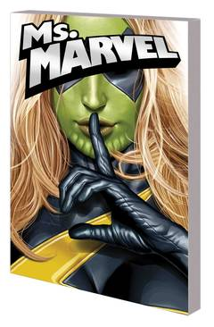 CAPTAIN MARVEL CAROL DANVERS TP VOL 02 MS MARVEL YEARS 8/1/2018