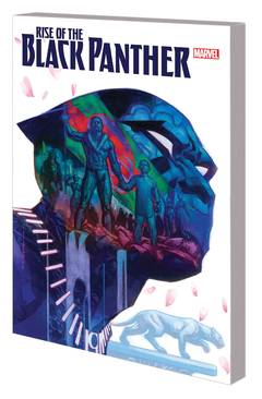 RISE OF THE BLACK PANTHER TP 8/1/2018