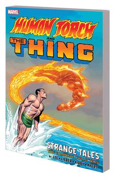 HUMAN TORCH AND THING TP STRANGE TALES COMPLETE COLLECTION 8/15/2018