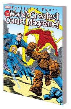 FANTASTIC FOUR TP WORLDS GREATEST COMICS MAGAZINE 8/22/2018