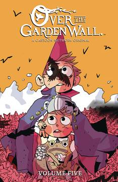 OVER GARDEN WALL ONGOING TP VOL 05 (C: 1-1-2) 9/19/2018