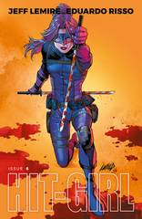 HIT-GIRL #6 CVR C LIEFELD (MR) 7/25/2018