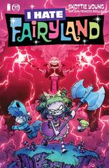 I HATE FAIRYLAND #20 CVR A YOUNG (MR) 7/4/2018