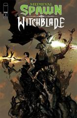 MEDIEVAL SPAWN WITCHBLADE #3 (OF 4) 7/4/2018