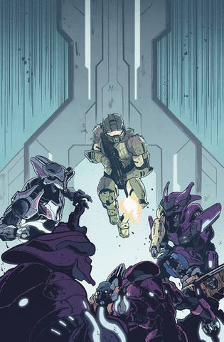 HALO COLLATERAL DAMAGE #2 (OF 3) 7/4/2018