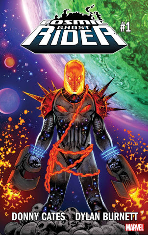 COSMIC GHOST RIDER #1 (OF 5) 7/4/2018