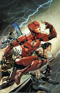 FLASH REBIRTH DLX COLL HC BOOK 03 8/8/2018