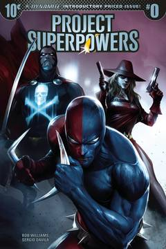 PROJECT SUPERPOWERS OMNIBUS TP VOL 01 DAWN OF HEROES 8/29/2018