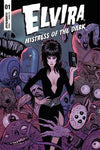 ELVIRA MISTRESS OF DARK #1 CVR C STRAHM 7/11/2018