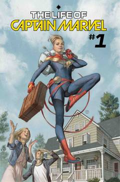 LIFE OF CAPTAIN MARVEL #1 (OF 5) 7/18/2018
