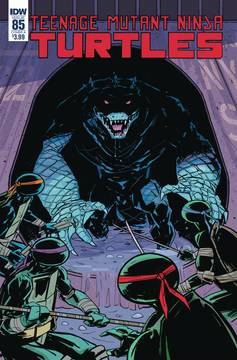 TMNT ONGOING #85 CVR A REVEL 8/8/2018