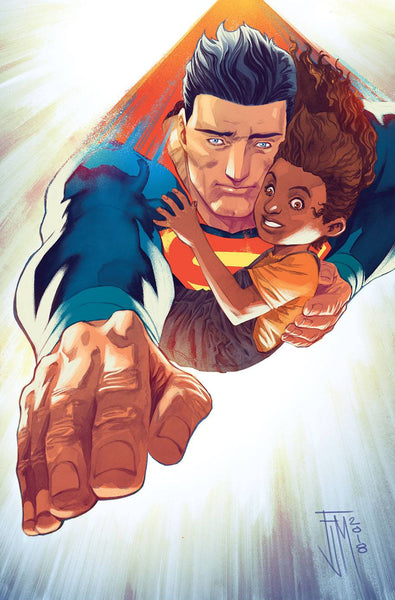 ACTION COMICS #1002 MANAPUL VAR ED 8/22/2018
