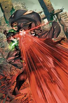 HAL JORDAN AND THE GREEN LANTERN CORPS #50 (NOTE PRICE) 8/8/2018