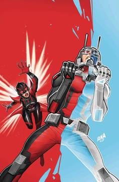 ANT-MAN AND THE WASP #4 (OF 5) 8/1/2018