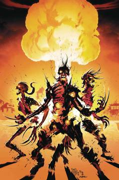 HUNT FOR WOLVERINE CLAWS OF KILLER #4 (OF 4) 8/15/2018