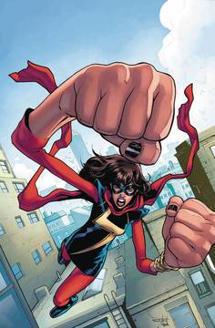 MS MARVEL #33 8/29/2018