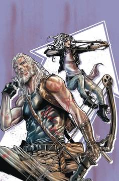 OLD MAN HAWKEYE #8 (OF 12) 8/22/2018