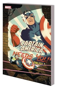 CAPTAIN AMERICA BY MARK WAID TP PROMISED LAND 8/29/2018