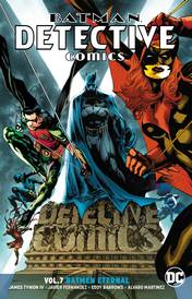 BATMAN DETECTIVE COMICS TP VOL 07 BATMAN ETERNAL 9/5/2018