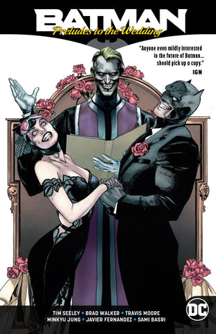 BATMAN PRELUDES TO THE WEDDING TP 9/5/2018