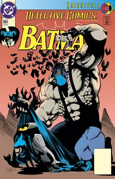 BATMAN KNIGHTFALL TP VOL 02 25TH ANNIVERSARY ED 9/19/2018