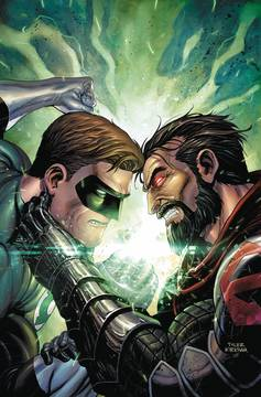 HAL JORDAN & THE GREEN LANTERN CORPS TP VOL 06 ZODS WILL 9/19/2018