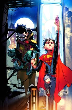 ADVENTURES OF THE SUPER SONS #1 (OF 12) VAR ED 8/1/2018