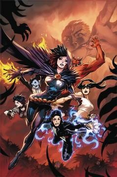 RAVEN DAUGHTER OF DARKNESS #7 (OF 12) 8/22/2018